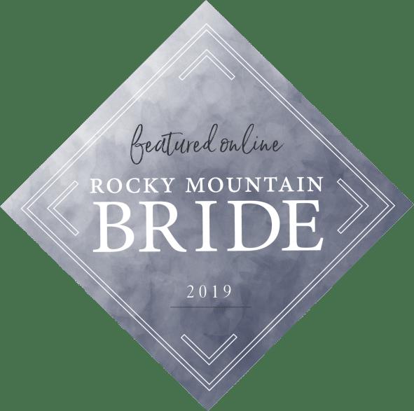 rocky mountain bride badge